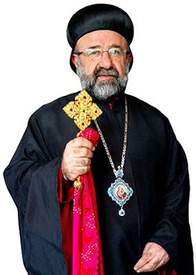 المطران يوحنا إبراهيم Bishop Youhanna Ibrahim